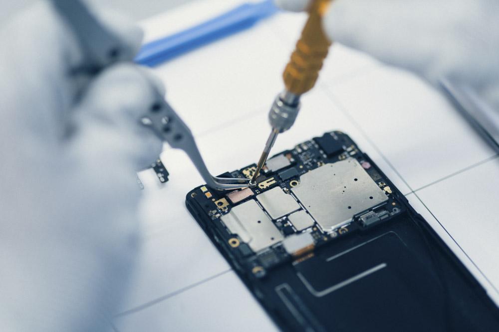 mobile repair photos