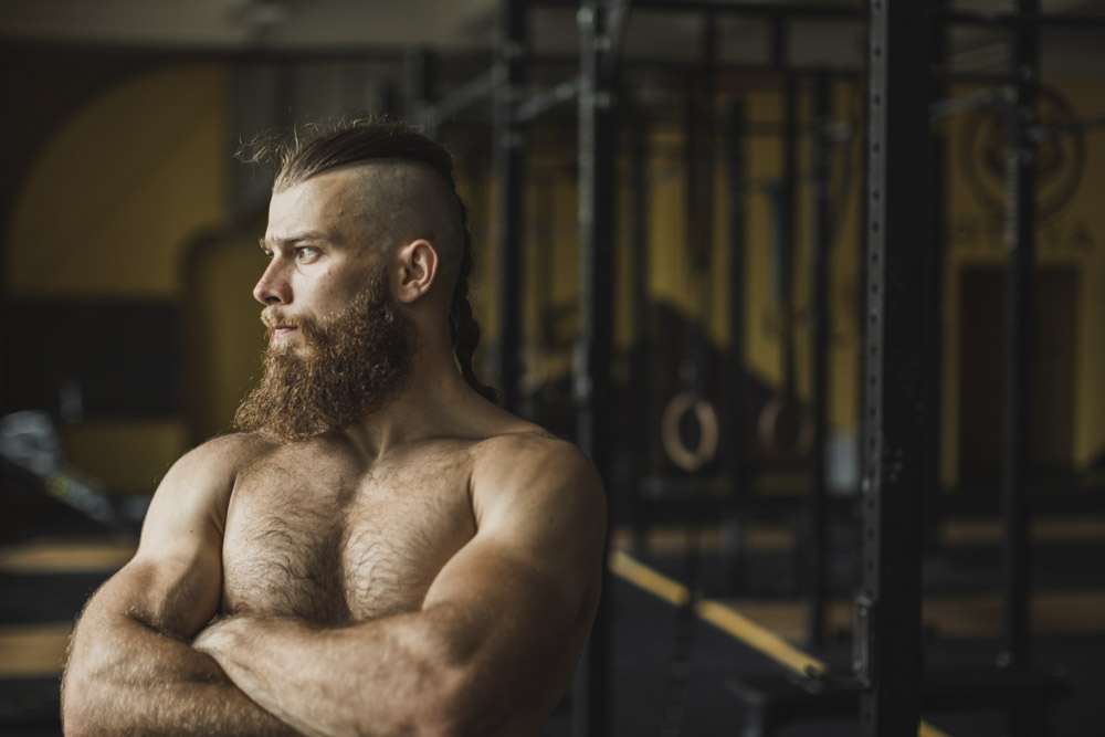 Crossfit commercial images