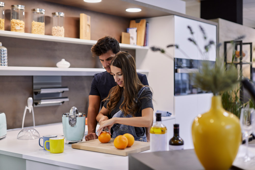 Commercial campaign for D Singular kitchens
